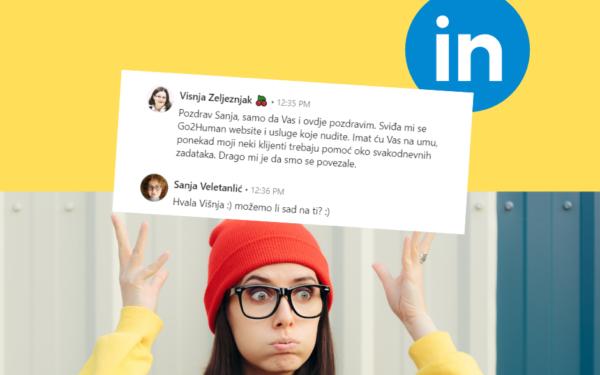 Kako do klijenta na LinkedInu
